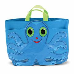 Melissa & Doug® Flex Octopus Beach Tote Bag