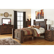 Signature Design by Ashley Quinden Bedroom Collection