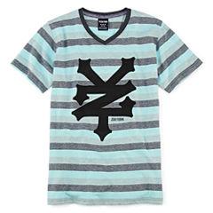 Zoo York® Short-Sleeve Striped Knit Tee - Boys 8-20