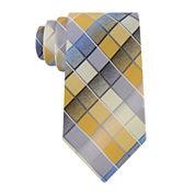 Van Heusen® Branson Plaid Tie - Extra Long