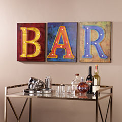 Southern Enterprises Led Bar Marquee Lights