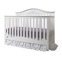 Fisher-Price Mia Convertible Crib - White