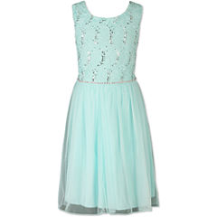 Speechless Party Dress - Big Kid Girls