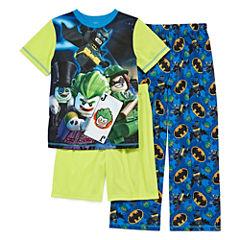 3-pc. DC Comics Pajama Set Boys