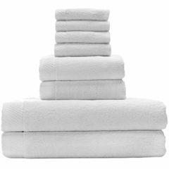 BedVoyage Resort 8-pc. Rayon from Bamboo Bath Towel Set