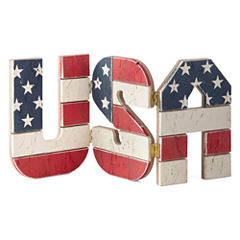 JcPenney Home™ Americana USA Sign