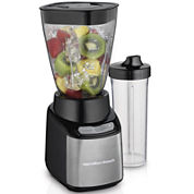 Hamilton Beach® Stay or Go® 2-Jar Blending System