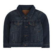 Levi's® Denim Trucker Jacket - Baby Boys 12-24m