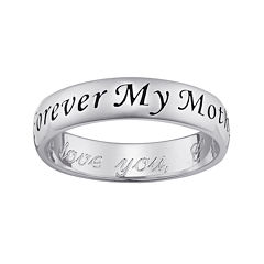 Personalized Sterling Silver