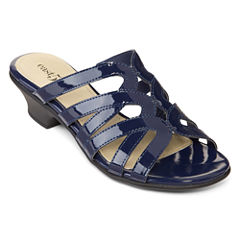 east 5th® Eris Strappy Heeled Sandals