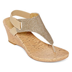St. Johns Bay Ante Womens Wedge