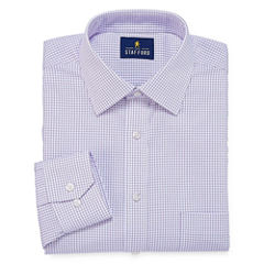 Stafford® Executive Pinpoint Oxford Dress Shirt - Big & Tall