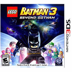 Lego Batman 3 Beyond Video Game-Nintendo 3DS