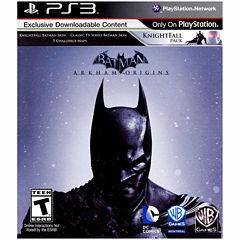 Batman Arkham Origins Video Game-PS3
