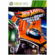 Hot Wheels Worlds Best Video Game-XBox 360