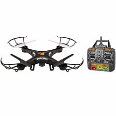 Angry Birds Licensed Bomb Squak-Copter 4.5CH 2.4GHz RC Camera Drone
