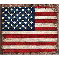 Old Glory USA Canvas Wall Art