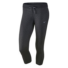 Nike® Printed Relay Cropped Pants