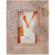 Burnes of Boston® Heart Embellishment 4x6