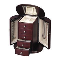 Classic Cherry Jewelry Box