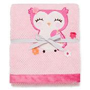 Carter's® Owl Sherpa Blanket