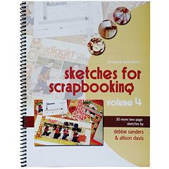 Scrapbook Generation-Sketches for Scrapbooking Volume 4