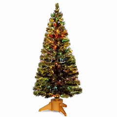 National Tree Co. 6 Foot Radiance Pre-Lit Christmas Tree
