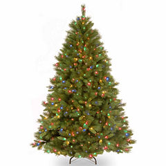 National Tree Co. 7 1/2 Foot Winchester Pine Pre-Lit Christmas Tree
