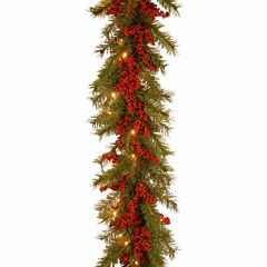 National Tree Co. Valley Pine Christmas Garland