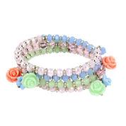 Bleu NYC Womens Beaded Bracelet