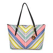 Liz Claiborne Lilly Tote Bag