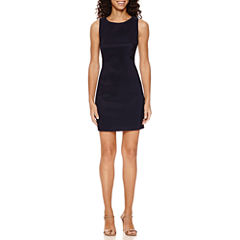 Alyx Sleeveless Sheath Dress-Petites
