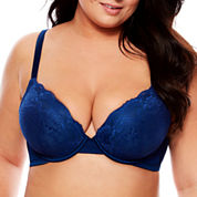 Boutique + Underwire Plunge Bra