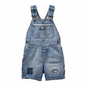 Oshkosh Denim Shortalls - Baby