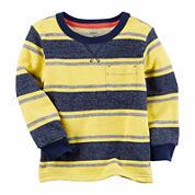 Carter's Boys Long Sleeve T-Shirt-Toddler