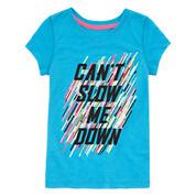 Xersion Graphic T-Shirt-Preschool Girls