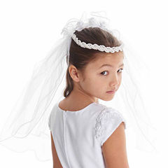 Keepsake Pearl Communion Veil