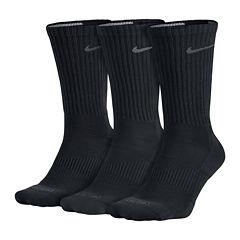 Nike® 3-pk. Dri-FIT Crew Socks - Big & Tall