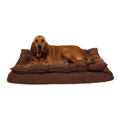 Carolina Pet Company Luxury Pillow Top Mattress Dog Bed