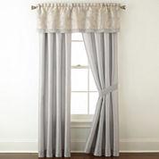 Home Expressions Carlisle Rod-Pocket Curtain Panel