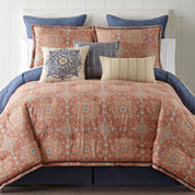 JCPenney Home Adeline 4-pc. Comforter Set & Accessories