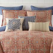JCPenney Home Adeline 4-pc. Bohemian Reversible Comforter Set