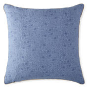 Euro Pillows Blue Decorative Pillows & Shams for Bed & Bath - JCPenney