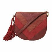 Imoshion Evline V Patch Crossbody Bag