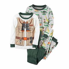 Carter's Kids Pajama Set Boys