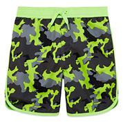 Arizona Boys Camouflage Trunks-Toddler