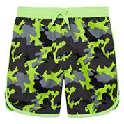 Arizona Boys Camouflage Trunks-Toddler