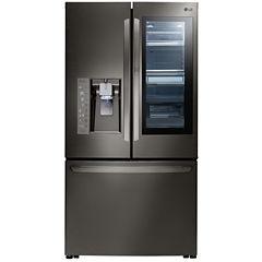 LG 30 cu. ft. InstaView™ Door-in-Door® Refrigerator