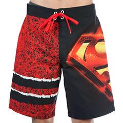 Bioworld Superman Board Shorts