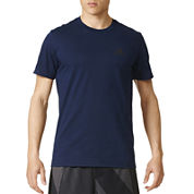 adidas® Climalite® Go To Solid Training Tee